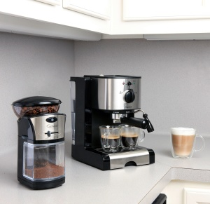 Capresso EC100 and Burr Grinder (Model #559)