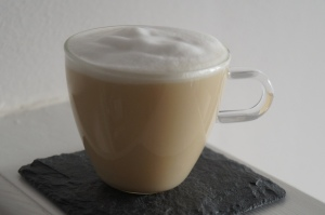 Dairy-Free Herbal Tea Latte