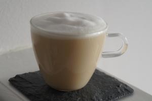 Dairy-Free Herbal Tea Latte