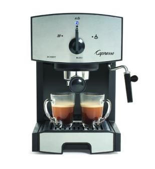 capresso ec50 espresso machine