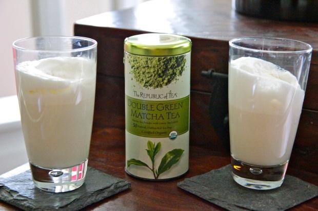 Green Tea Affogato