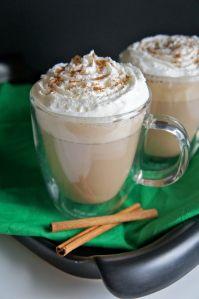 Caramel Cinnamon Latte