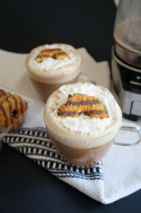 Samoas Latte
