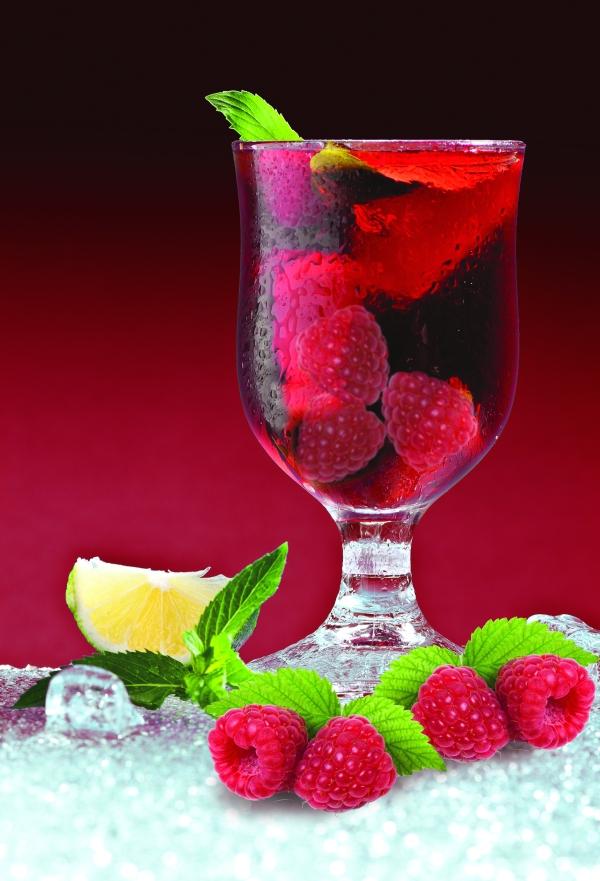 Raspberry Mint 300